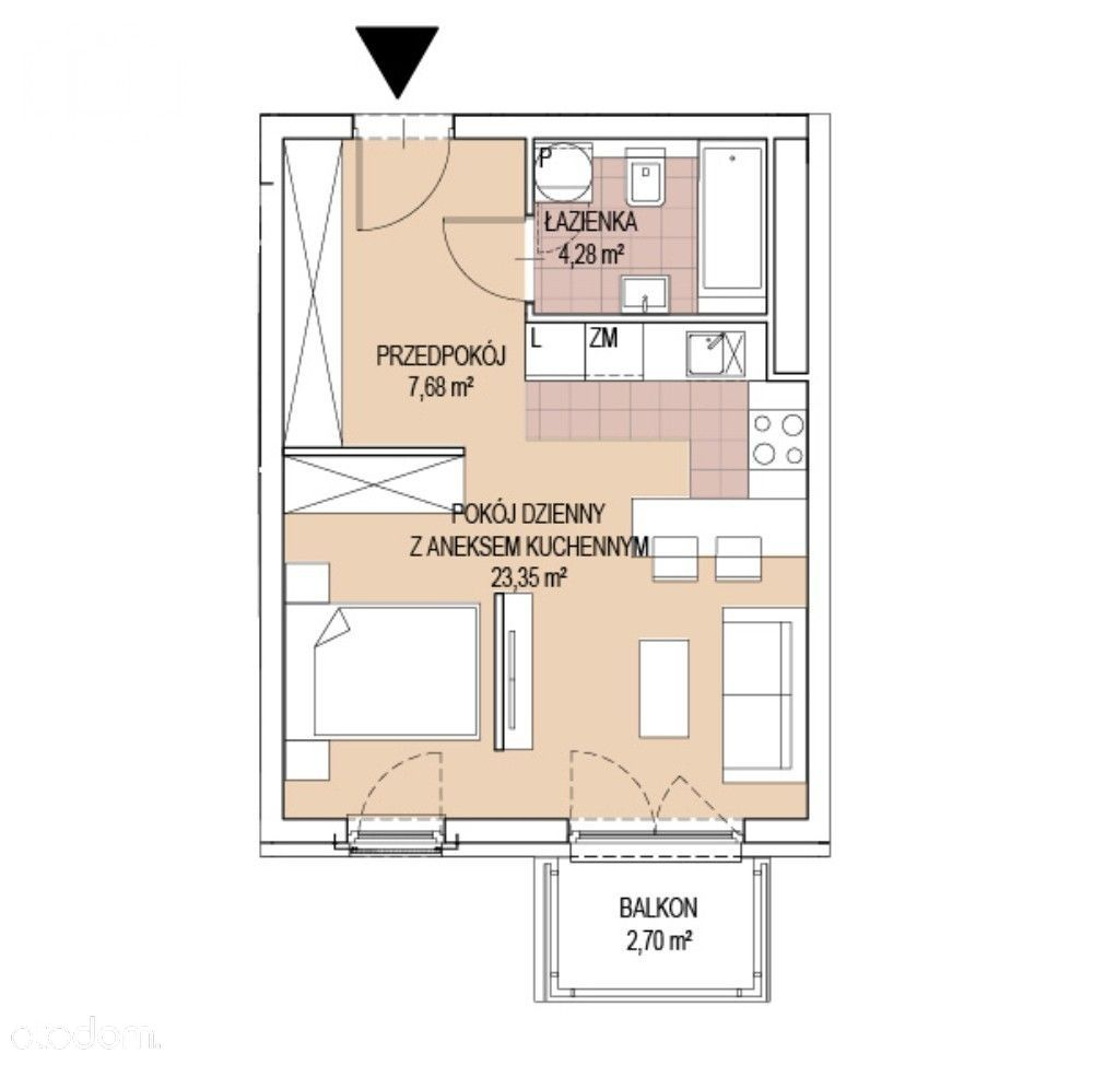 Gotowe mieszkanie!Jeden/Dwa Pokoje/ Bonarka