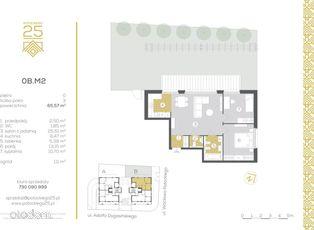 Apartament z OGRODEM - Wrocław, Centrum, Karłowice
