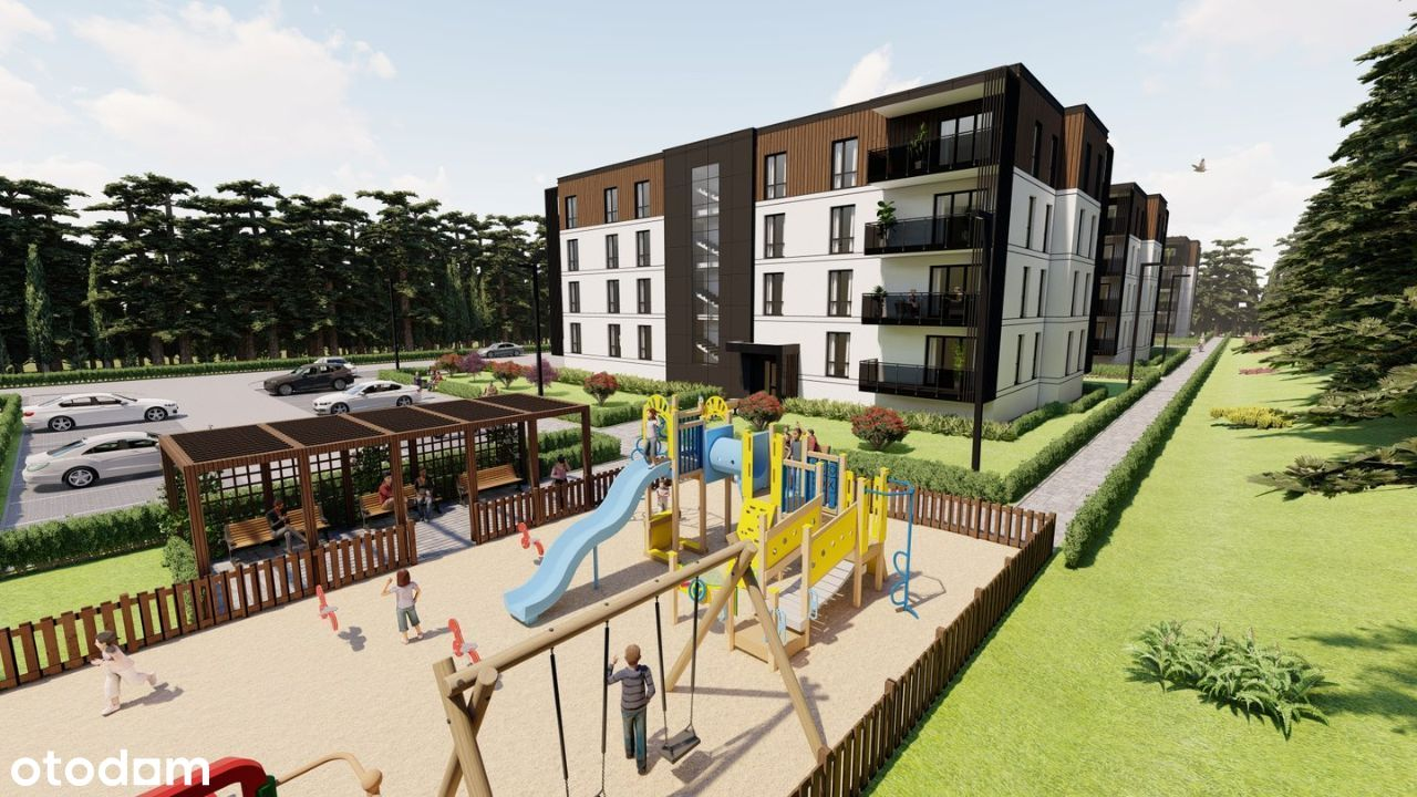 Apartament 5, Osiedle Warmia Park