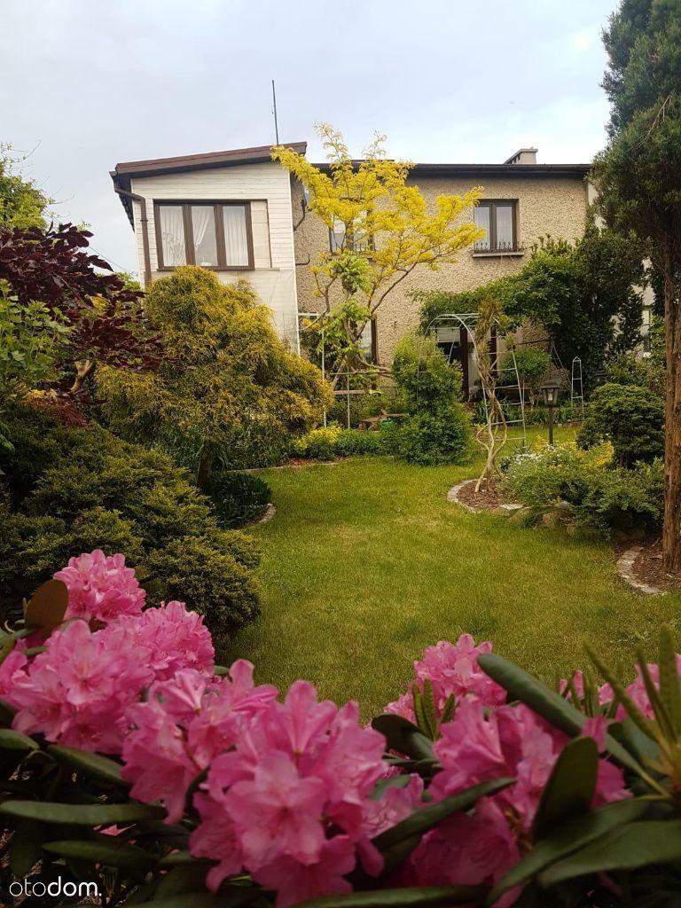 Dom z pięknym ogrodem w centrum Rybnika