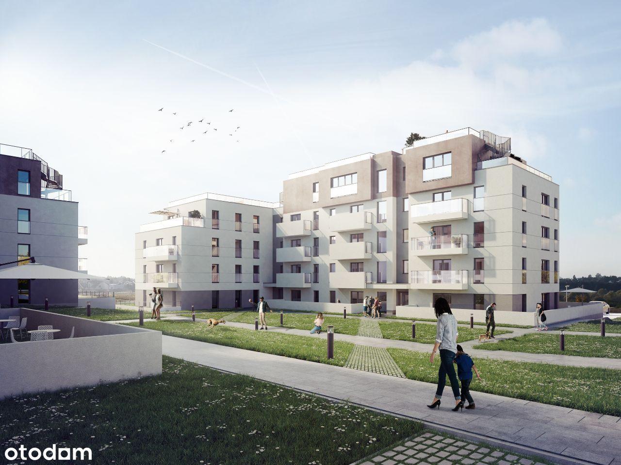 3 Pokojowe Nowe Mieszkanie Łańcut