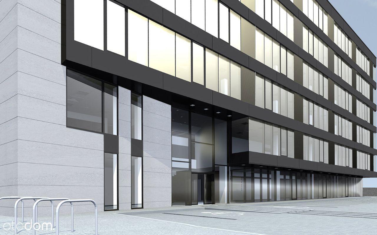 Nowy Budynek Biurowo - Usługowy - CHB14 - Kraków