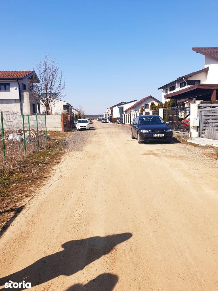 Vanzare teren intravilan zona Padurea Mogosoaia