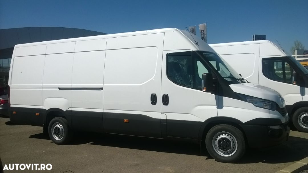Iveco 35S18V A8 campanie van international - 1