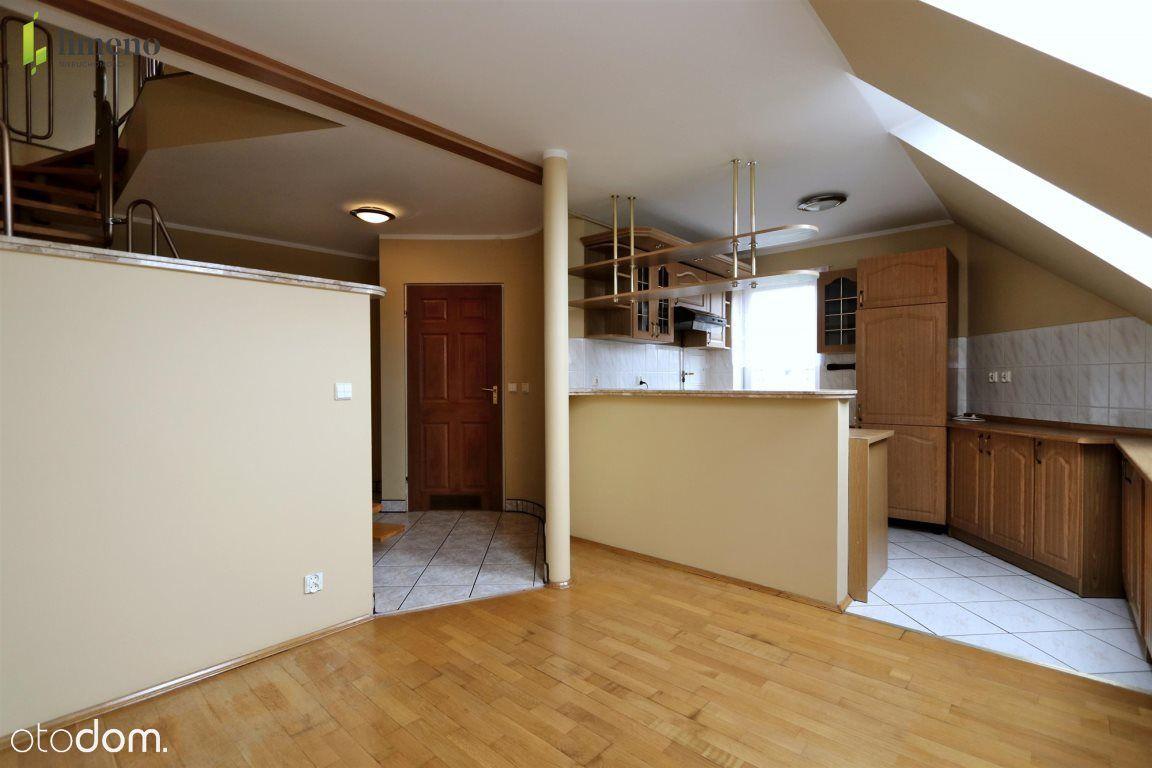4 pokoje 87,80mw po podłodze 140m2, strych, balkon