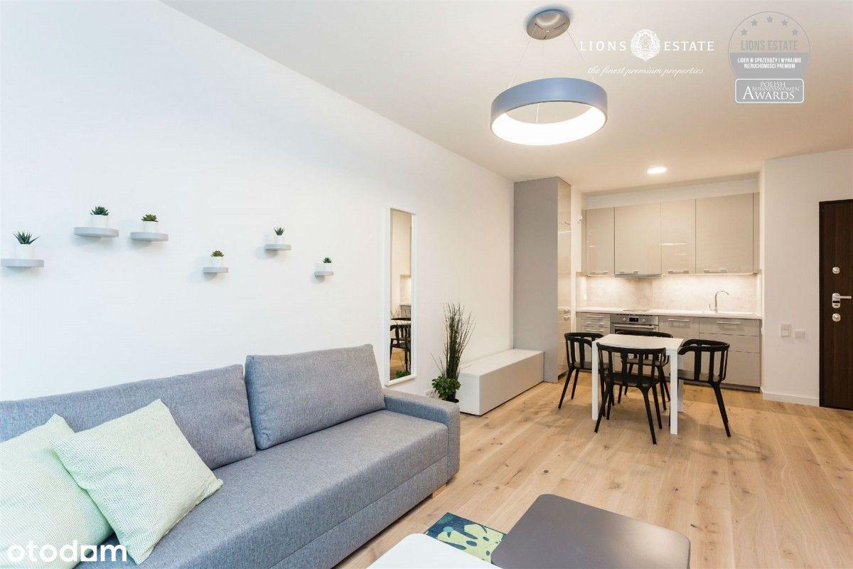 Przytulne mieszkanie w Mennica Residence