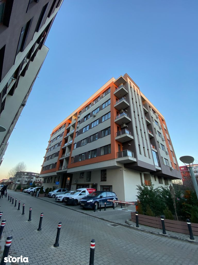Apartament 2 camere Mobilat utilat Gama Residence Berceni Oltenitei