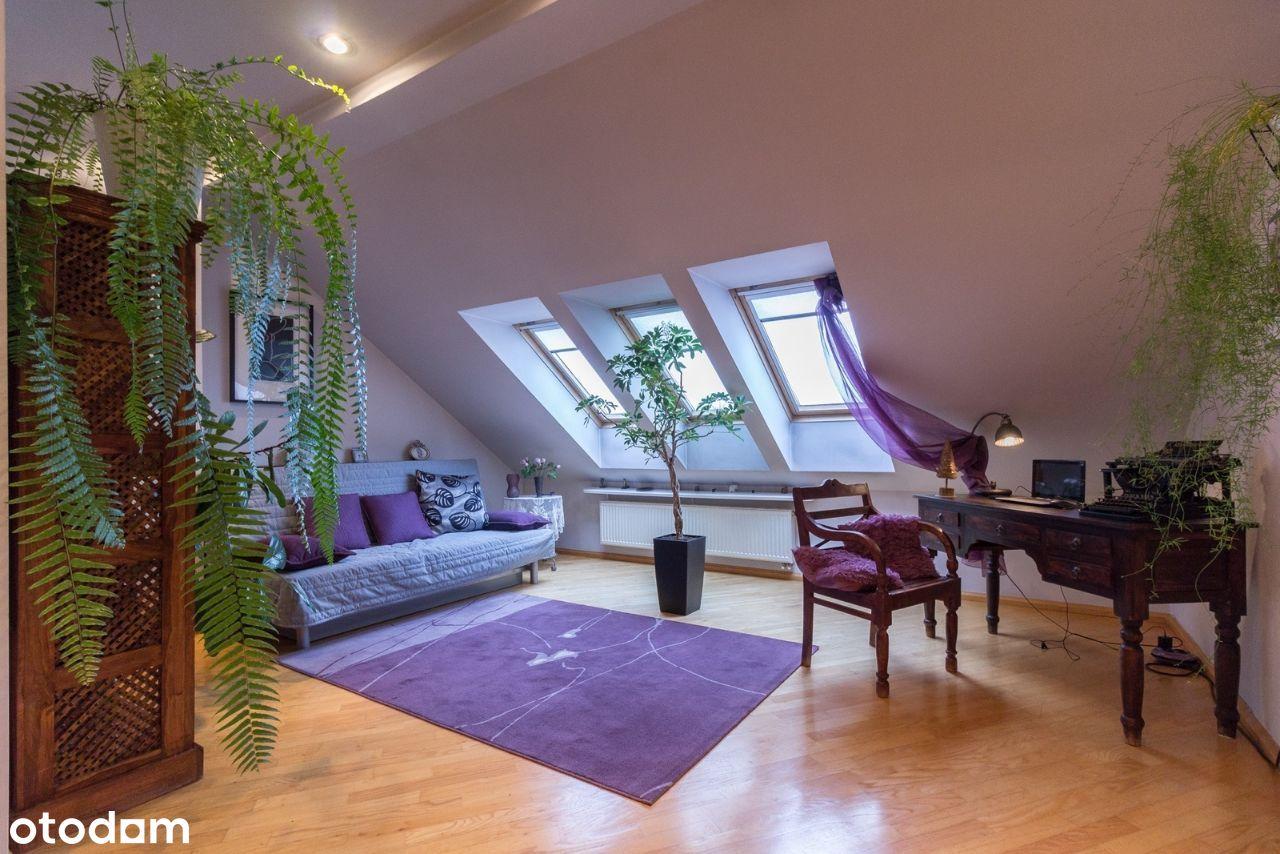Duże przestronne mieszkanie 125mkw, Wola Justowska