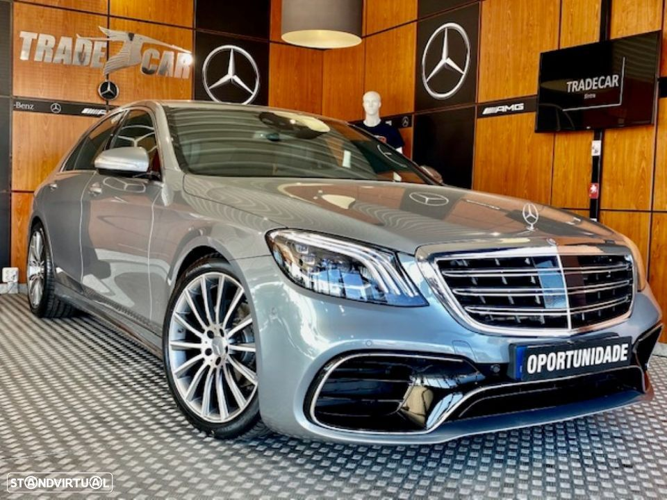 Mercedes-Benz S 300 BlueTEC Hybrid - 4