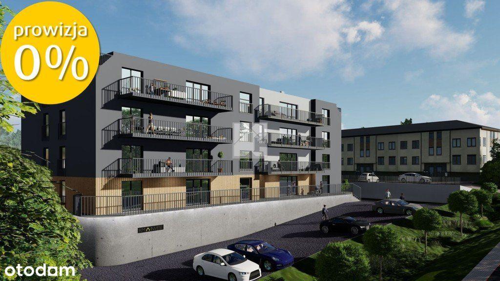 Mieszkanie, 60,17 m², Rzeszów