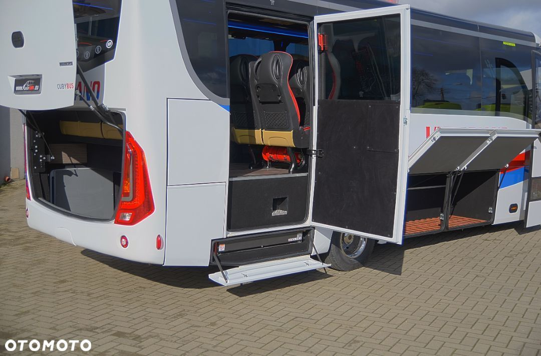 Iveco Cuby 70C HD Tourist Line Winda 31+1+1 No.415  Cuby Iveco 70C HD Tourist Line Winda 31+1+1 No.415 - 22