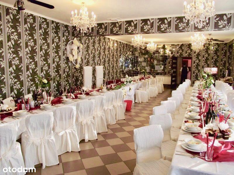 Dom weselny z mieszkaniem bezczynszowym w Sosnowcu