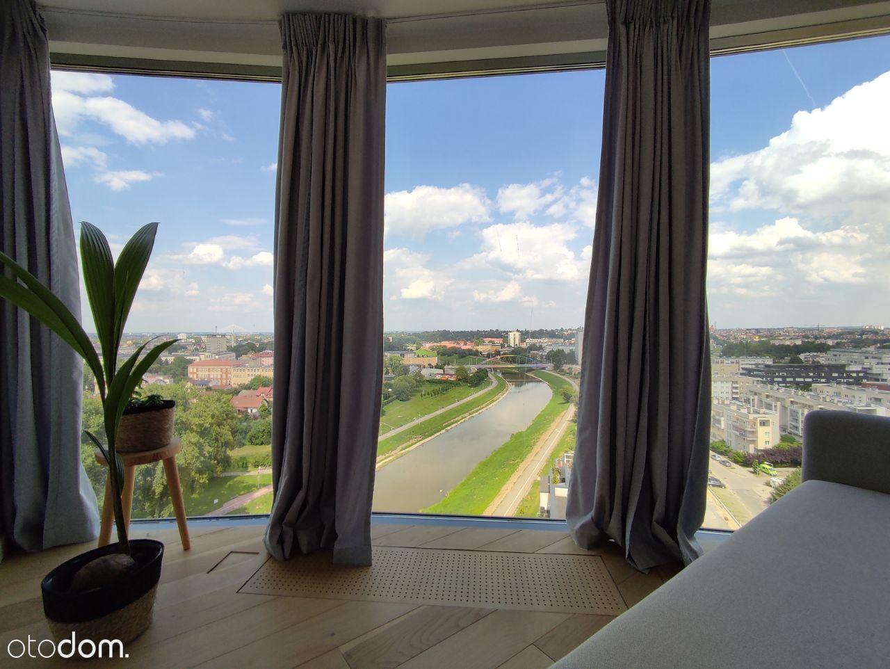 Mieszkanie 58,4m2 Capital Towers 13p