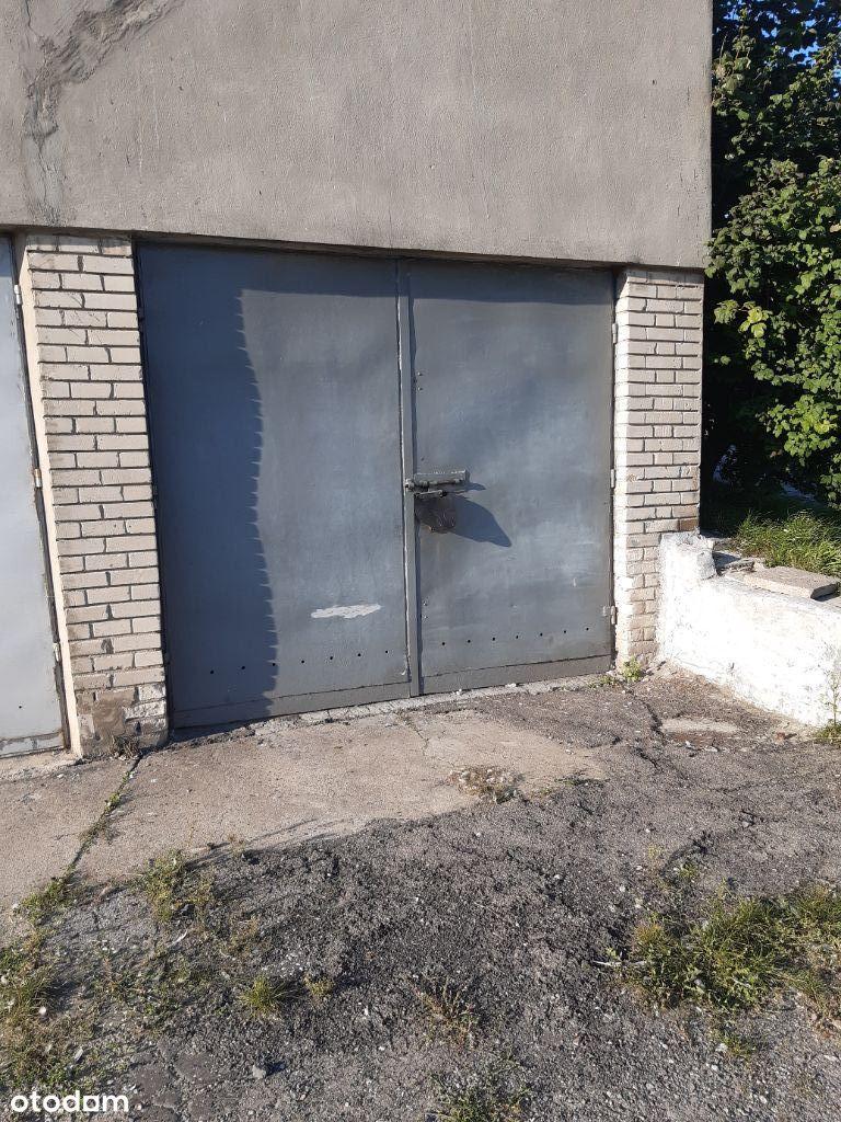 Sprzedam garaż z kanałem 16,5 m2