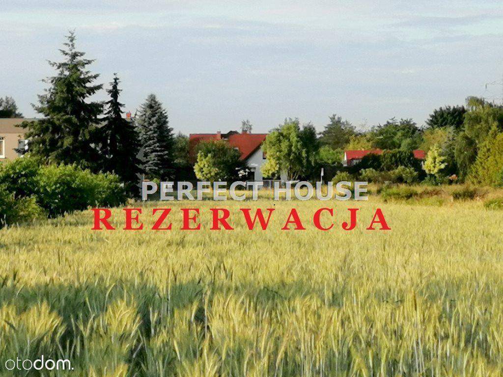 Działka Skórzewo przy granicy Poznania Mpzp-Mn