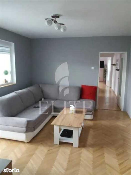 Apartament cu 3 camere in cartierul MANASTUR