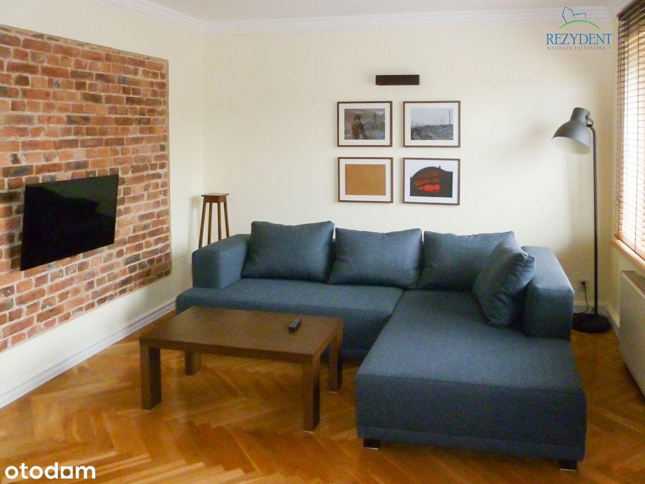 Mieszkanie, 56 m², Katowice