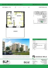 Ustawne mieszkanie w Inwestycji Osiedle Miła