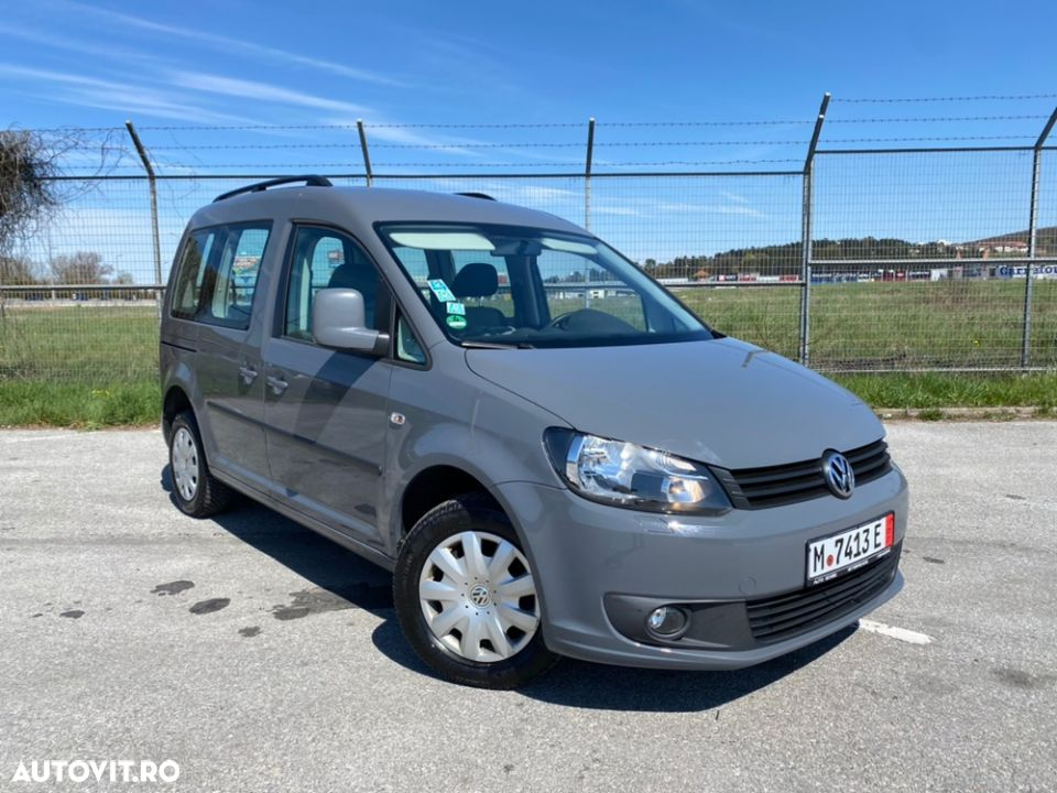 Volkswagen Caddy 1.6 - 1