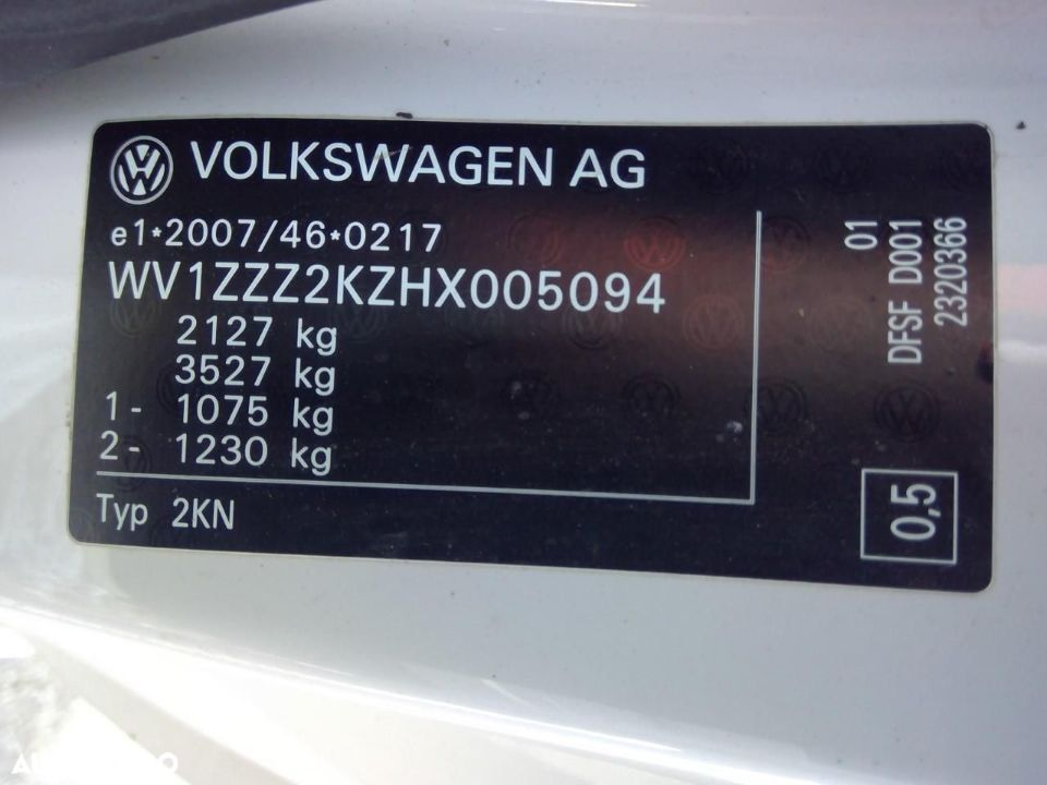 Volkswagen Caddy 2.0 - 11