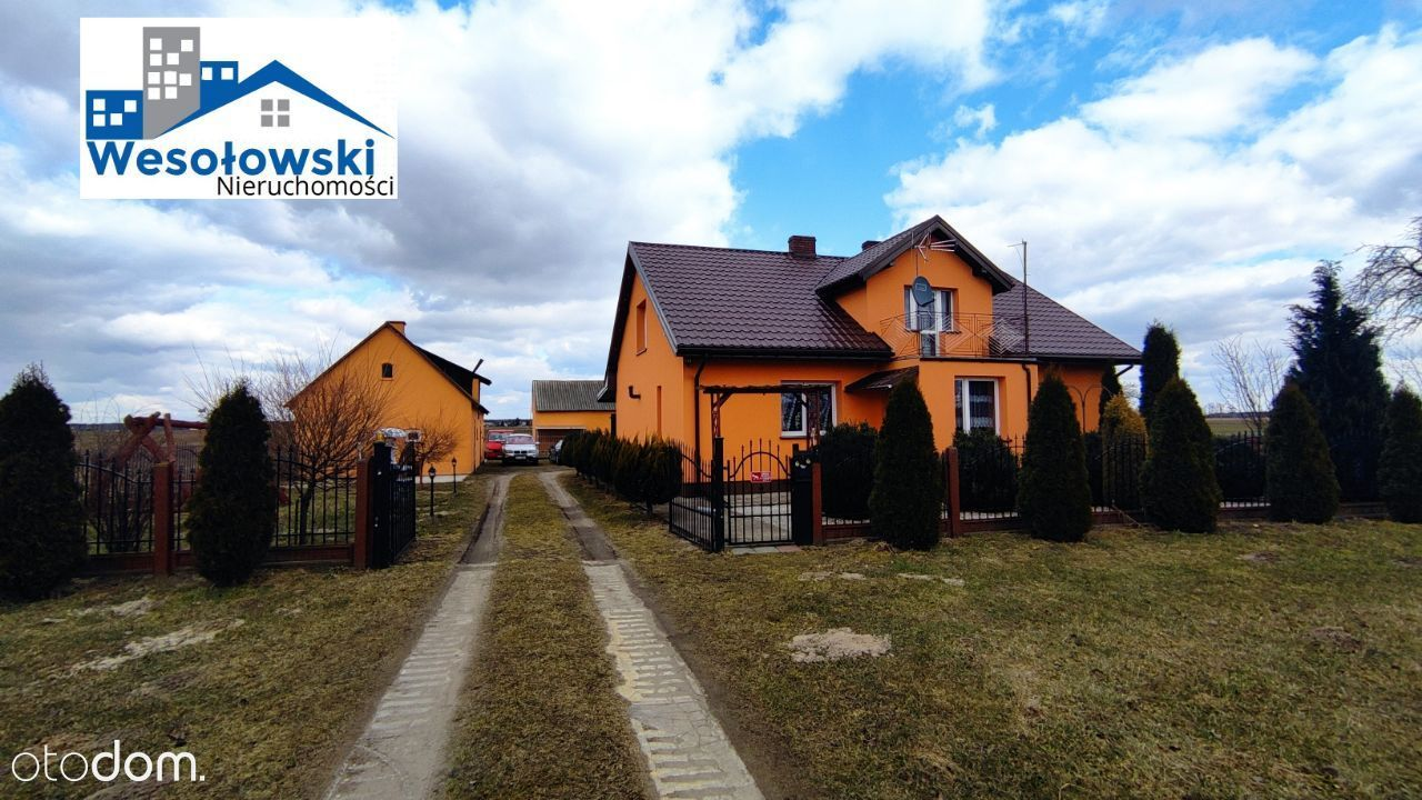 Dom po REMONCIE 100m2 + ziemia III,IV kl. 5 ha