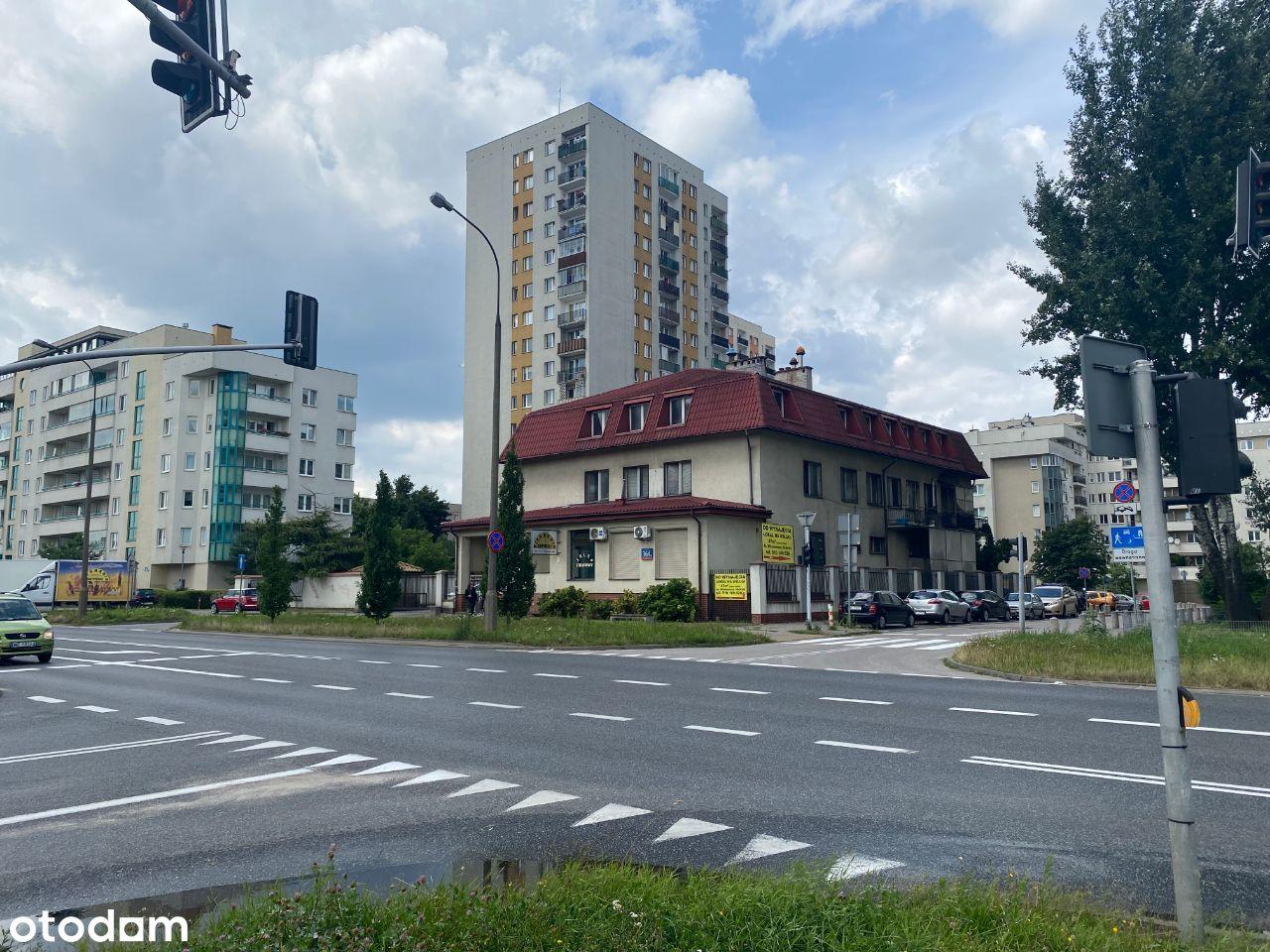 Wynajmę budynek przy Alei Wilanowskiej - Prywatnie