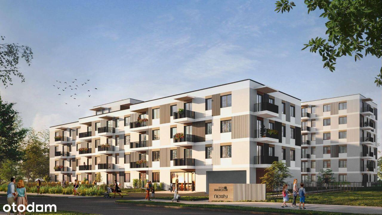 Apartament Inwestycja Osiedle Bliski Marcelin 1A10