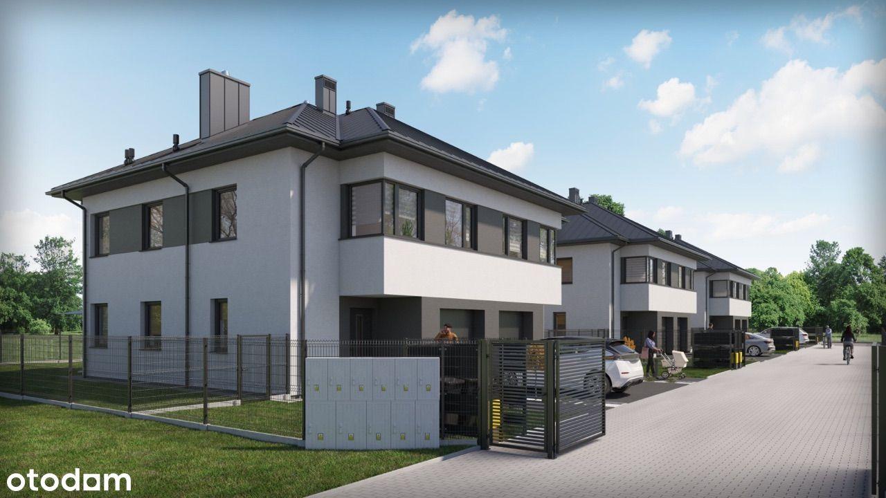 Domy Łomianki   132 m2 + duże poddasze   11/2022