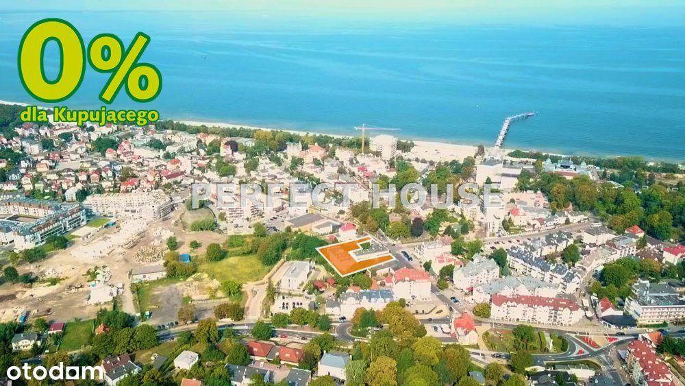 Lokale użytkowe w Centrum 300m od molo i plaży