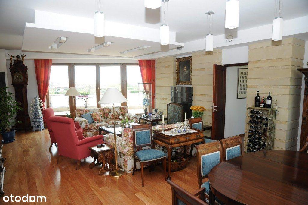 Luksusowy Apartament 200m2+ogród zimowy+2tarasy