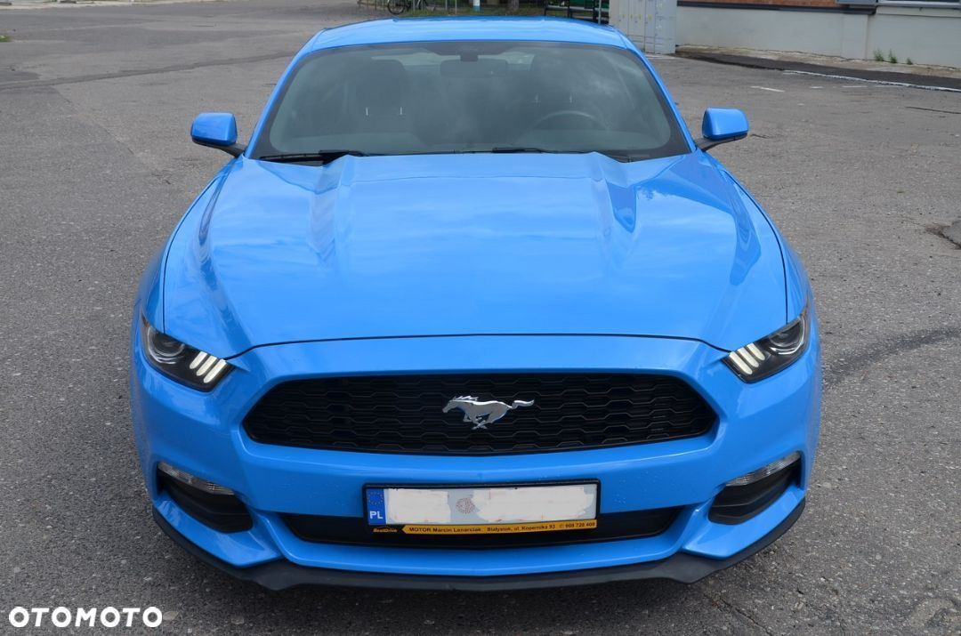 Ford Mustang Ford Mustang 3.7 28 tys km Menu PL Zarejestrowany - 1