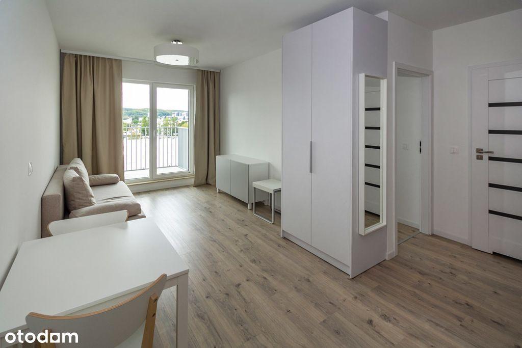 Nowoczesne mieszkanie 2-pokojowe na Przymorzu