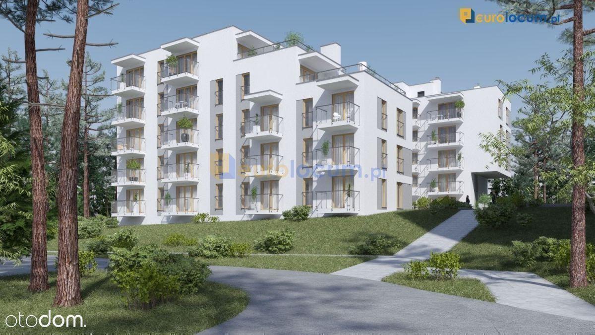 Leśne Apartamenty Cedzyna Etap II