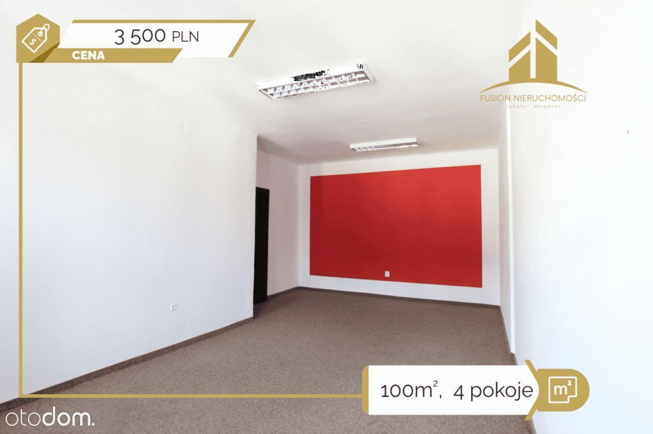 Lokal 100m2 - ścisłe centrum Rzeszowa