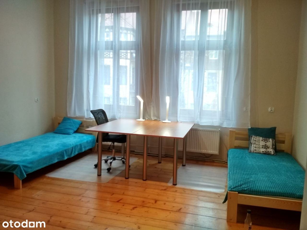 pokoj 2-osob. studenckie /centrum Legnica