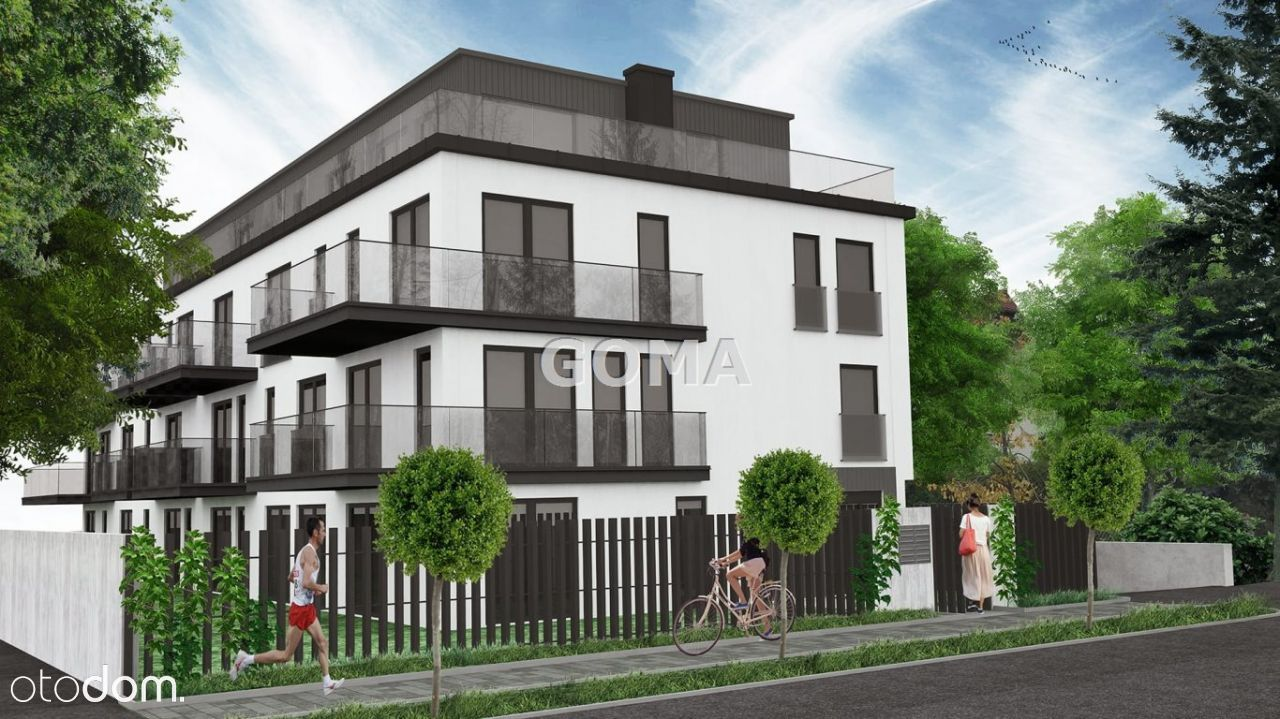 Nowy Rembertów funcjonale mieszkania w st. dewelop