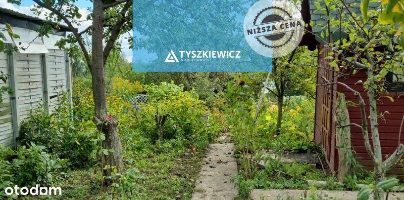 Działka z własną folią Orunia Górna, Park Oliwski