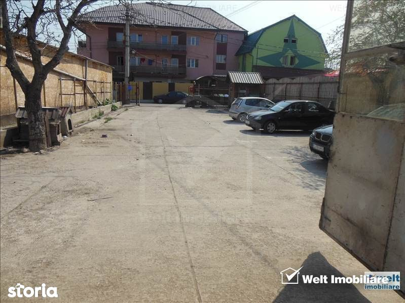 Vanzare teren de bloc in Marasti,  zona Ira, 1590 mp, incadrare RrM2,