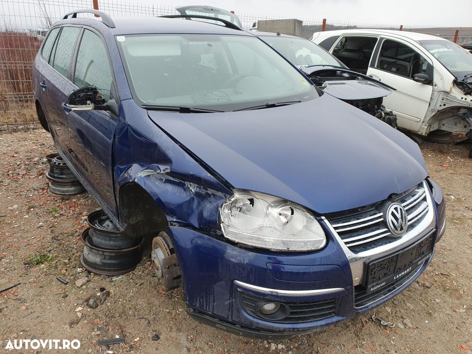 Dezmembrez Volkswagen Golf 5 Break 2008 1.9tdi BLS. - 1