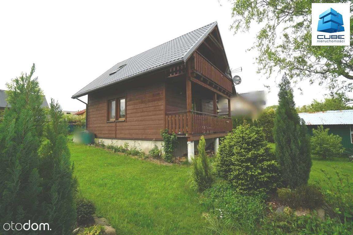 Dom z piękną działką w cenie mieszkania k/Bielska