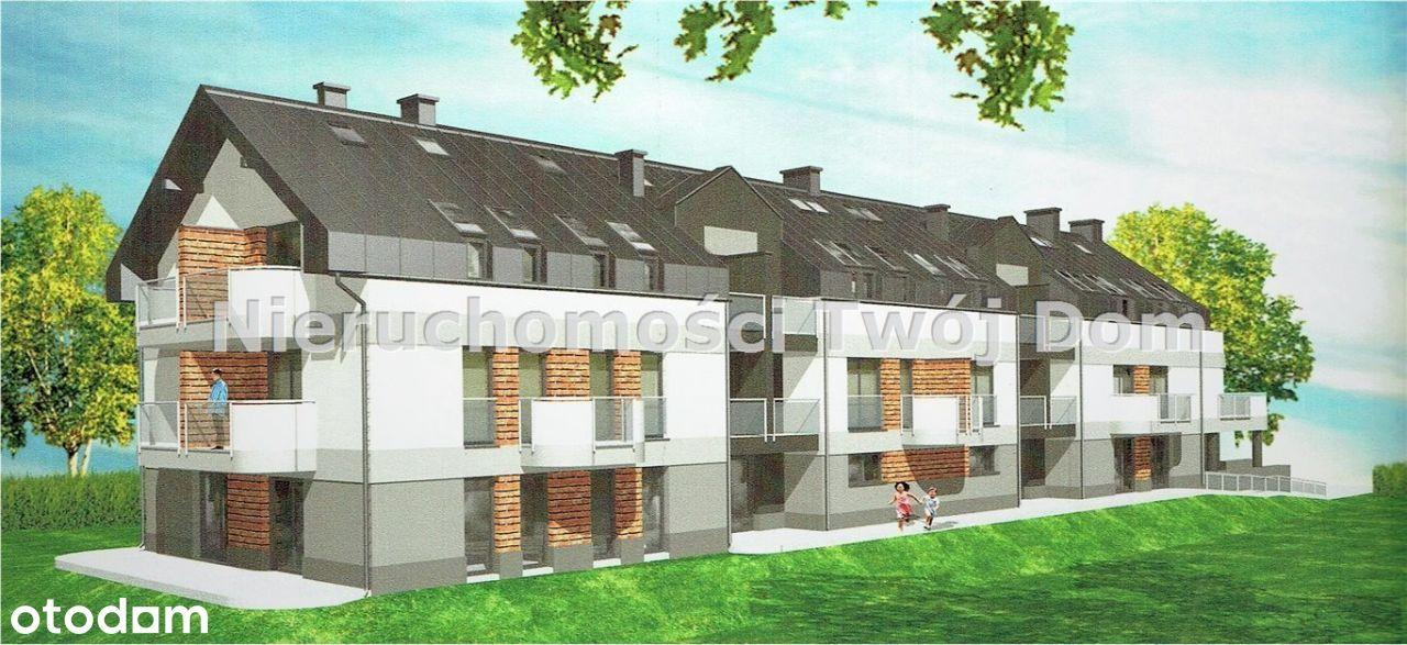 Wola Justowska - 3 pokojowe w nowym apartamentowcu