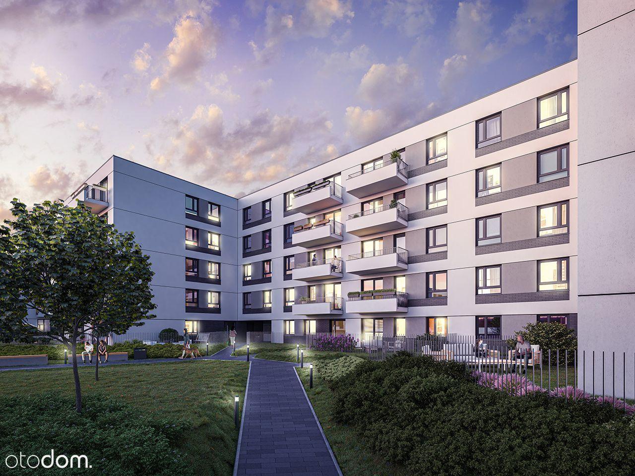 Przestronny Apartament Osiedle Idea Omega, 2B/B47