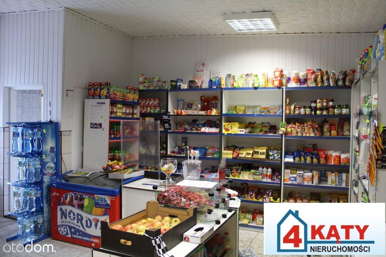 Dobrze prosperujący sklep w Gminie Pęcław