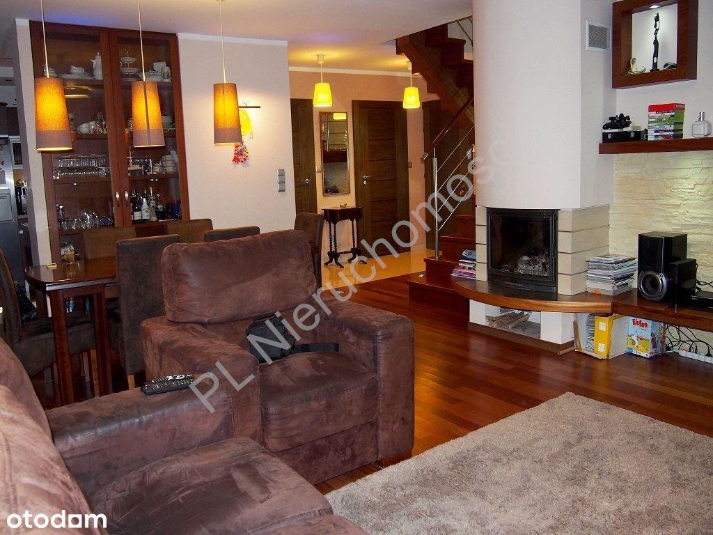 Apartament dwupoziomowy 116 m2