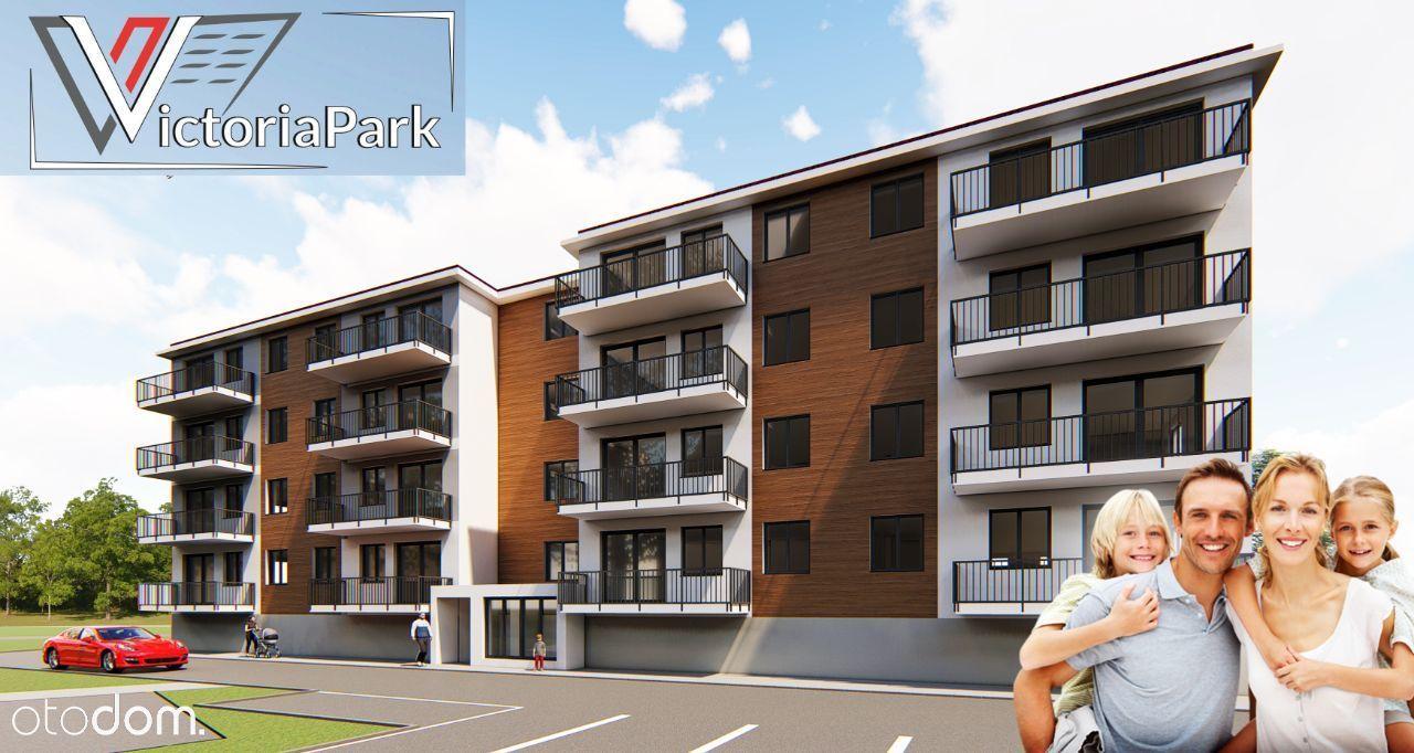 Victoria Park | mieszkanie 3-pokojowe | 65,58 m2