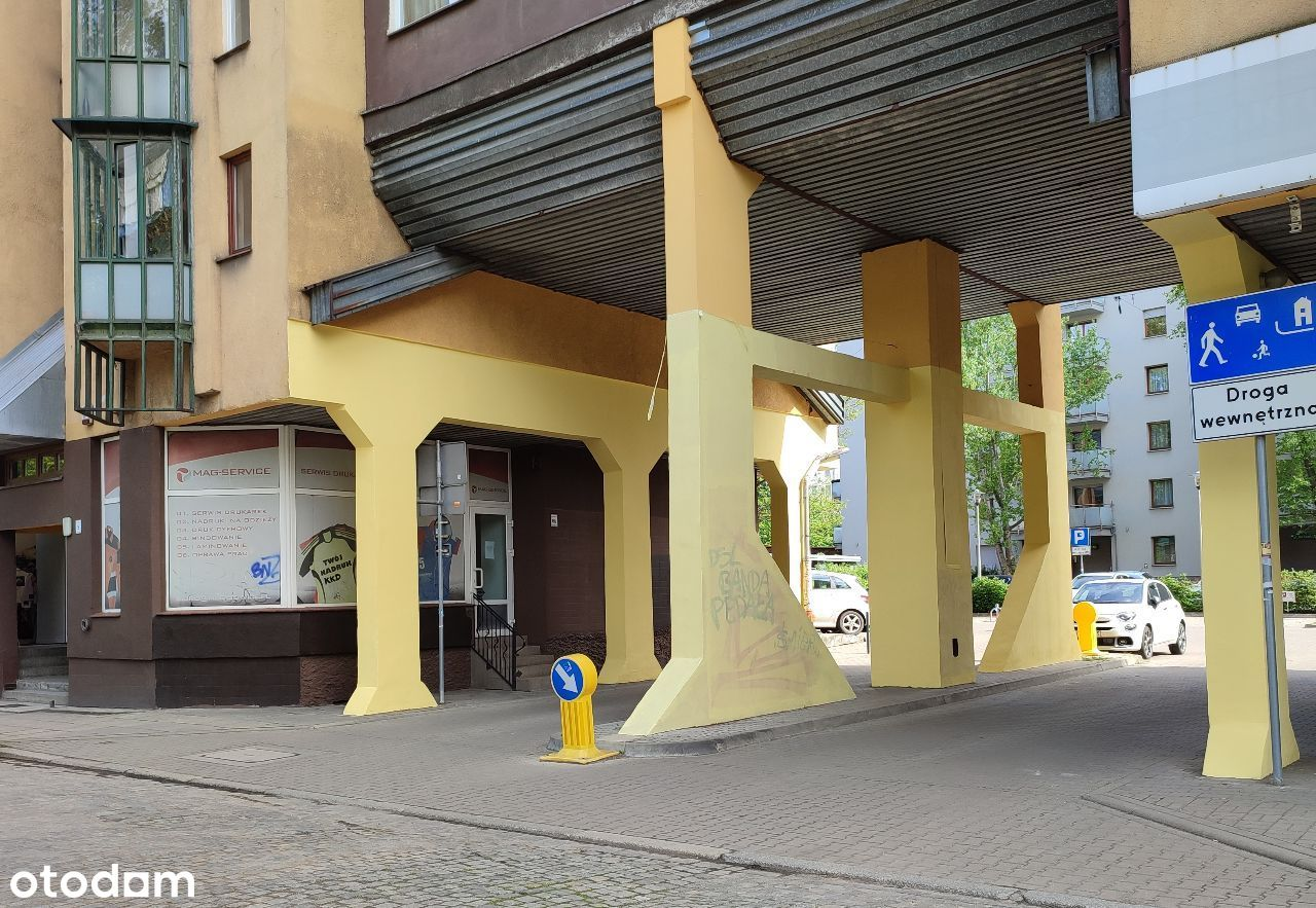 Atrakcyjny lokal okolice Ostrów Tumski