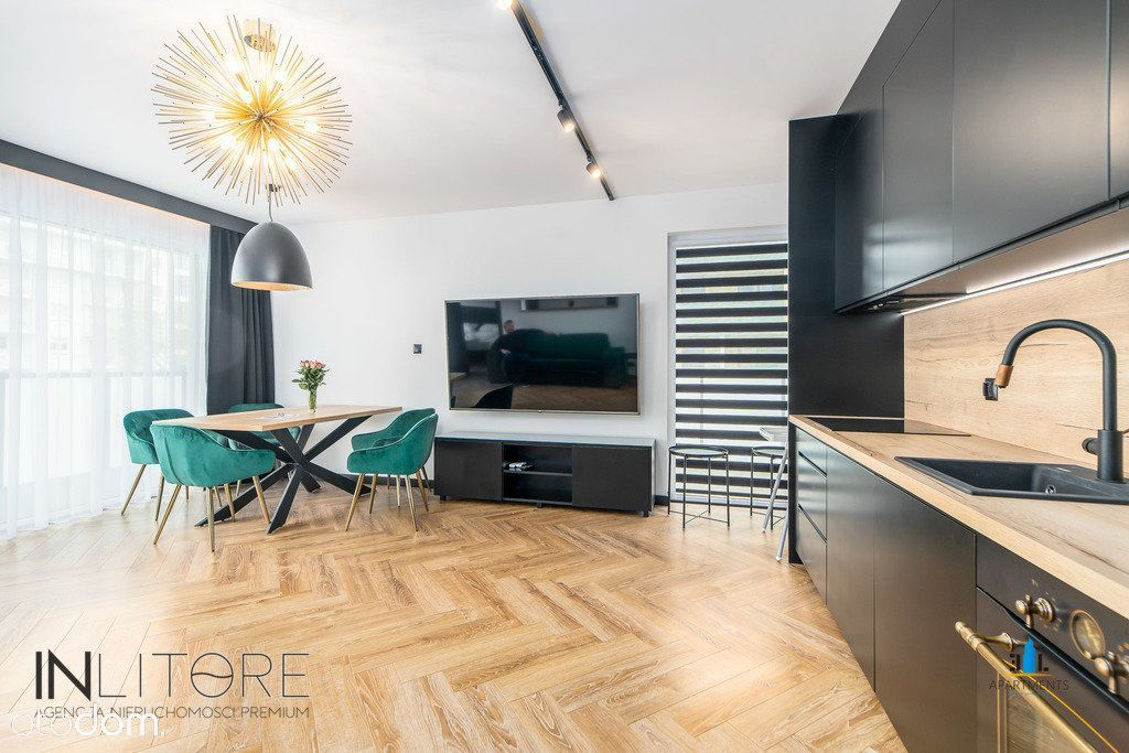 !Uzdrowiska, nowy Apartament, Top standard, Fv23%