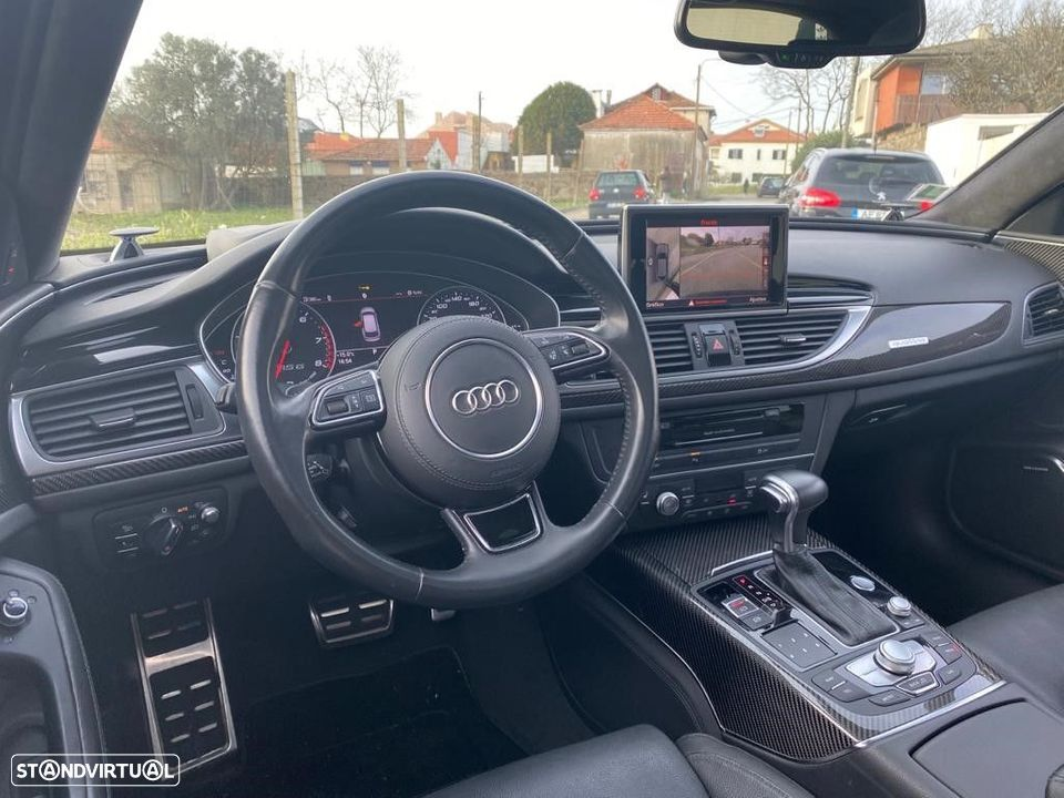 Audi RS6 4.0 TFSI QUATTRO PERFORMANCE - 20