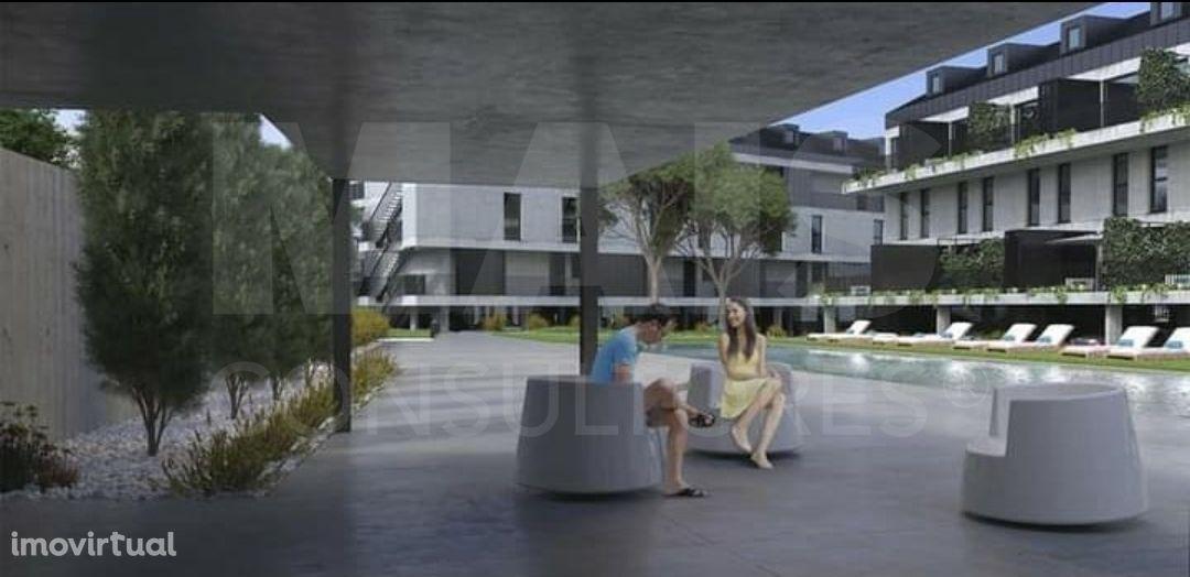 Apartamento T2 Novo Ofir