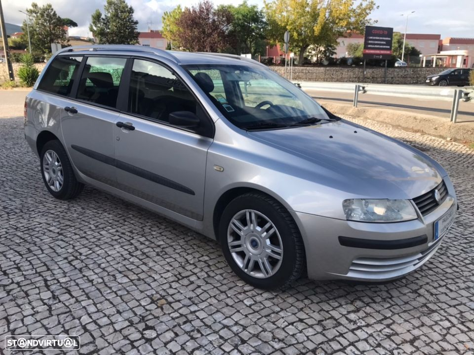 Fiat Stilo Multiwagon 1.6 16v**ArCondicionado**1Dono** - 19